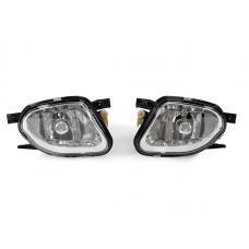 2003-2006 Mercedes E Class W211 Non-AMG E55 Model DEPO OEM Replacement Fog Light