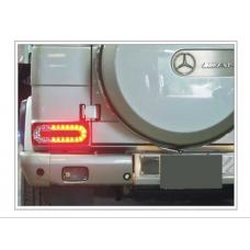 1990-2006 Mercedes G Class W463 2007+ Facelift Style LED Rear Tail Light Set