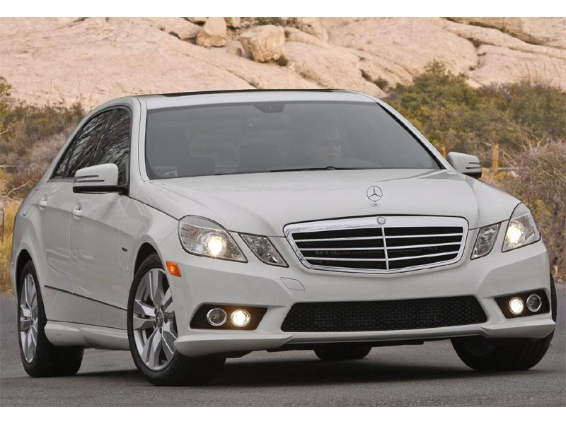 2010-2011 Mercedes E Class W212 With P1 Premium 1 Package