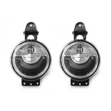 Mini Cooper / Cooper S R55, R56, R57, R59, R59 DEPO OE Replacement Front Bumper Parking Lights