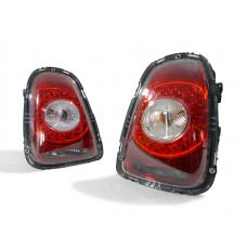 2007-2010 Mini Cooper / Cooper S DEPO Red/Clear or Red/Smoke Rear LED Tail Light