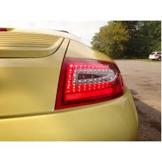 1998-2004 Porsche 911 Carrera 996 Chassis 997 Style DEPO Clear or Smoke LED Tail Light