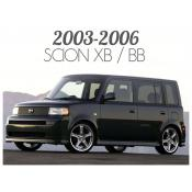 2003-2006 SCION xB / BB