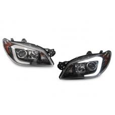 "2006-2007 Subaru Impreza / Impreza WRX ""C"" LED D2S Xenon HID Model Projector Headlight"