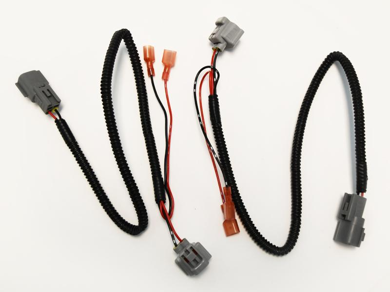 Front Turn Signal Light Quick Connect Extension Wiring Harness For 2015+  Subaru WRX / WRX STi - Illuminate Your Presence :: Unique Style Racing | Turn Signal Wiring Harness |  | Unique Style Racing