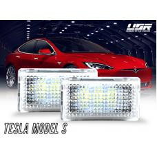 2012-2019 Tesla Model S USR Edition Brightnest 948 Lux Plug & Play LED Interior Light Lamp Kit