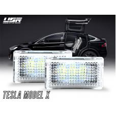 2016-2019 Tesla Model X USR Edition Brightnest 948 Lux Plug & Play LED Interior Light Lamp Kit