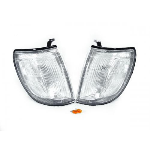 1996-1998 Toyota 4Runner DEPO Clear Front Corner Signal Lights