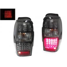 1996-2002 Toyota 4Runner DEPO LED Red/Clear or Black/Smoke Rear Tail Lights