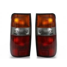 1991-1997 Toyota Land Cruiser FJ80 DEPO Replacement Rear Tail Lights