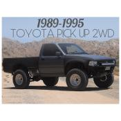 1989-1995 TOYOTA PICK UP 2WD