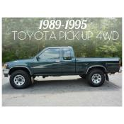 1989-1995 TOYOTA PICK UP 4WD