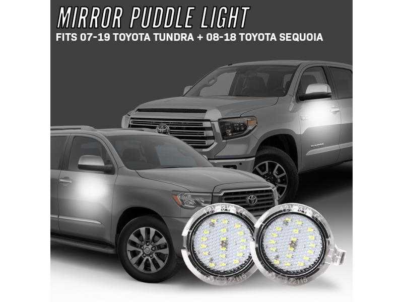 2007-2013 For Toyota Tundra Front,Right DOOR MIRROR