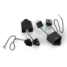 Plug & Play x2 H4 Type Polarity Correction Module Connector with Wiring for 7x6 H6054 HID or LED Headlight