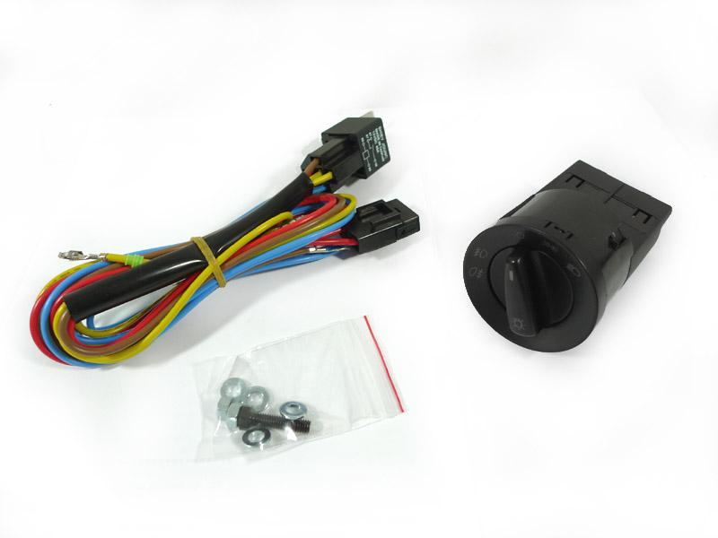 [DIAGRAM_4FR]  1999-2005 VW Golf / GTI / Jetta Mk.4 Relay Wiring Harness Adapter For Euro  Switch Used On Euro Headlight - Illuminate Your Presence :: Unique Style  Racing | Vw Golf Wire Harness |  | Unique Style Racing
