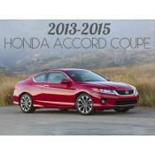 2013-2015 HONDA ACCORD 2 DOOR COUPE