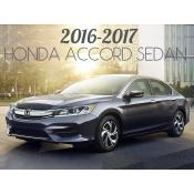 2016-2017 HONDA ACCORD 4 DOOR SEDAN