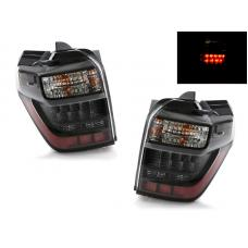2010-2020 Toyota 4Runner Black Housing Upgrade to 2014+ Style Tail Lights 4 Runner SR5