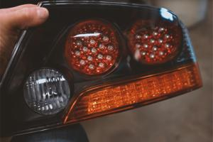 Installing 2003-2006 LED Tail Lights for Mitsubishi Lancer EVO 8
